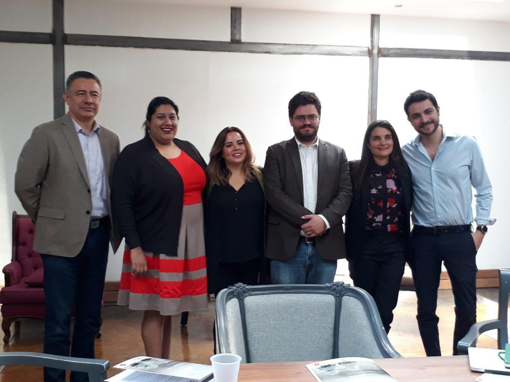 Esta mesa redonda es una de las actividades previas al Social Media Week México