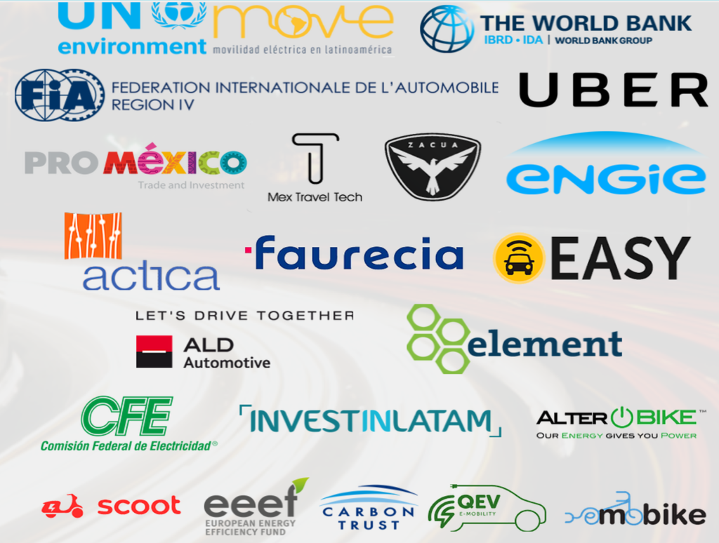 Partners del Latam Mobility Summit