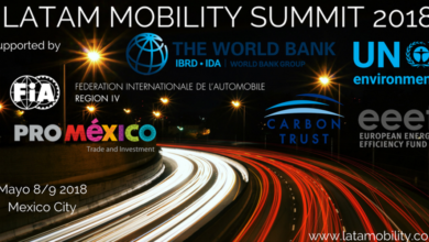 Photo of La CDMX será sede del Latam Mobility Summit, el primer encuentro de movilidad sostenible