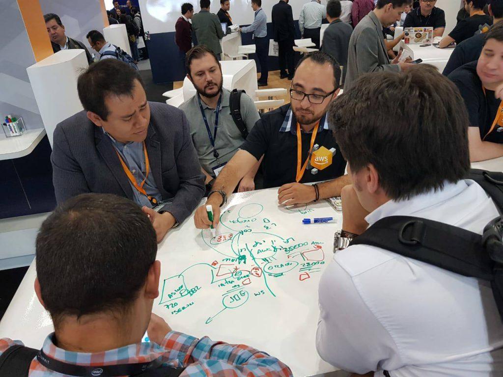 En #AWSSummit explican sobre servicio administrado de Base de datos en sesiones técnicas.