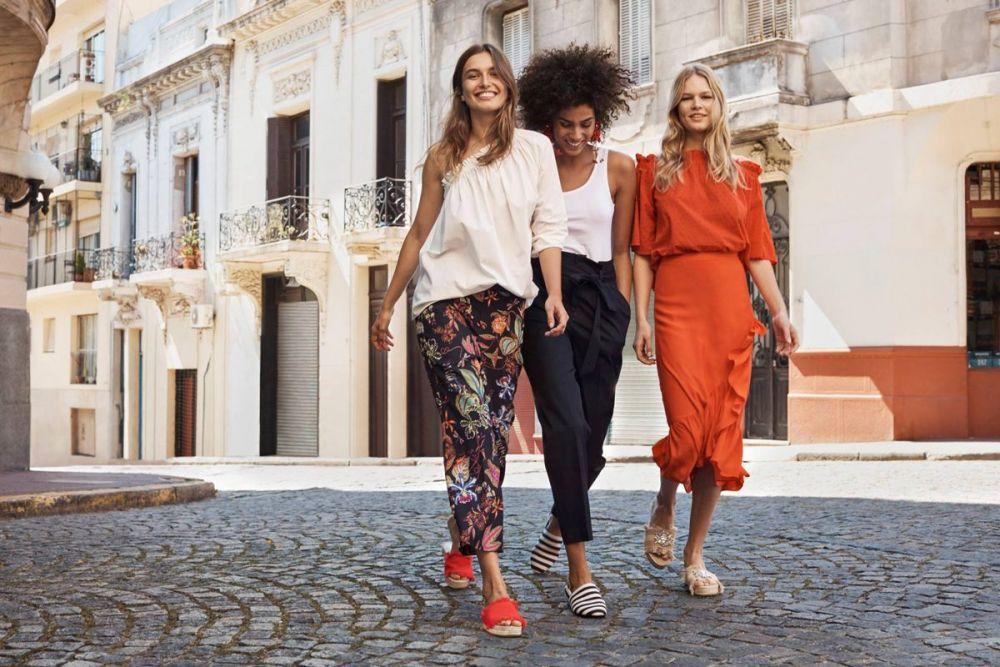 H&M modelos de diversas culturas presentes en campañas de moda
