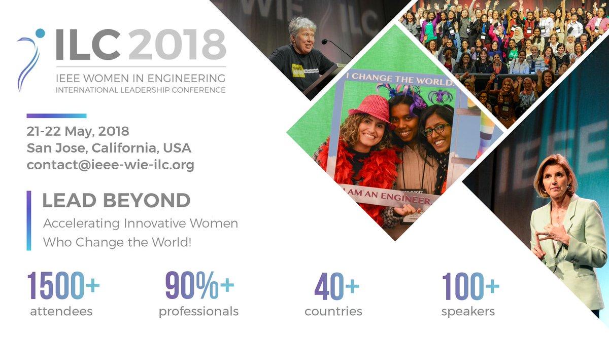 La IEEE Women in Engineering International Leadership Conference tiene como objetivo promover mujeres ingenieras y científicas, e inspirar a niñas a seguir sus intereses académicos.