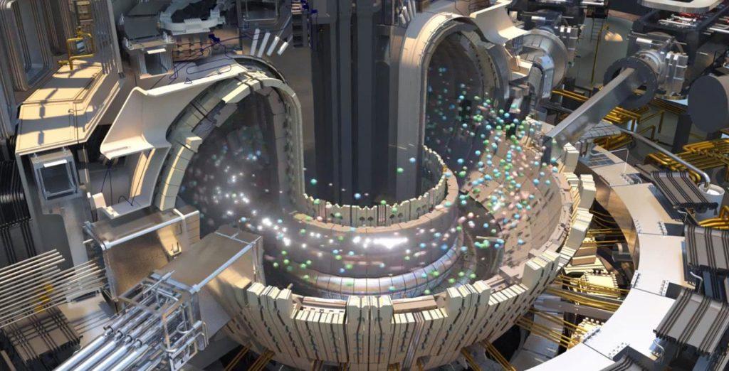 Energía De Fusión Nuclear Producida Por Iter Colaborativonet