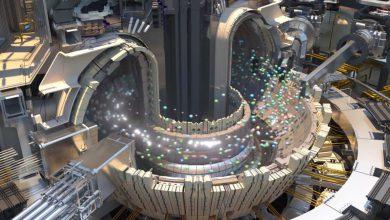 ITER estructura del dispositivo que pretende generar el fenómeno de fusión igual que el sol