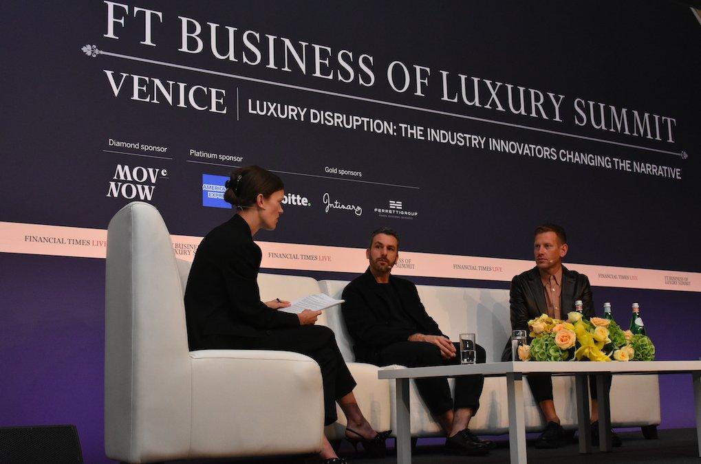 La industria del lujo es fundamental en los negocios en el FT Business of Luxury Summit 2018