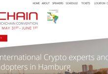 Página principal de UNCHAIN convención Bitcoin y Blockchain.