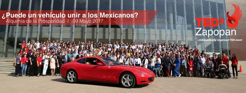 TEDxZapopaSalon no es la primera edición de las Ted Talks en Jalisco, pero este año añade la última palabra para crear un misterio a resolverse dentro de ella, que se llevará a cabo el 21 de julio de 11:00 a.m. - 2:00 p.m, en las oficinas de Interlub Group.