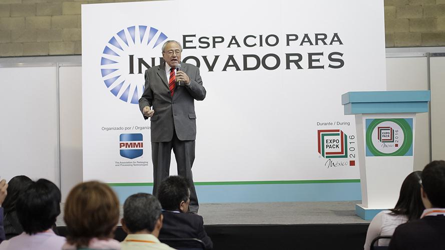 """EXPO PACK México 2018, evento que reune a industrias del embalaje, envasado y empacado, presenta exposiciones y ciclo de conferencias """"Espacio para innovadores"""""""