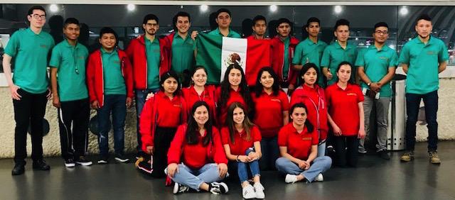 Esta edición contó con 2,000 estudiantes participante, de los cuales los mexicanos Vanessa Salazar, David Hernández y Adrián Villareal ganaron el 4to lugar en la Feria Internacional de Ciencia e Ingeniería de Intel – ISEF 2018.