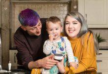 """Ni papá, ni mamá, Joe Brady, un bebé dijo su primera palabra para llamar a """"Alexa"""" la asistente virtual de Amazon."""