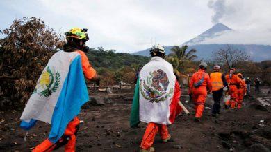 México se unió a las acciones de apoyo a refugiados de Guatemala, con personal de la Secretaria de Salud.