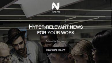 Microsoft News Pro cuenta con Inteligencia Artificial y busca retomar el puesto como referente de noticias