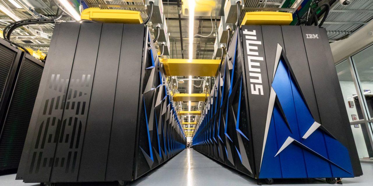 Summit IBM la supercomputadora de Inteligencia Artificial más poderosa e inteligente del mundo