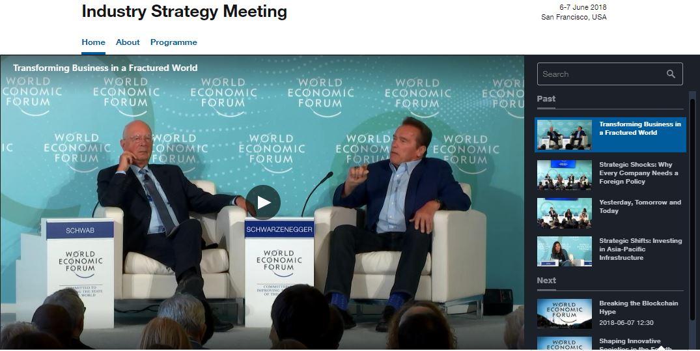 World Economic Forum tendrá como tema Transformando negocios en un mundo fracturado