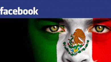 Facebook Mexicano