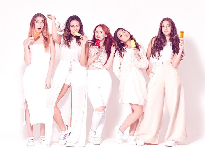 Girlband colombiana FOTO: El Universal