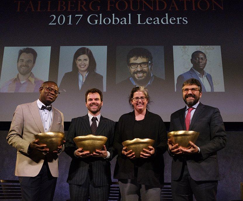 Premio de Liderazgo Global Eliasson