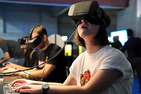 emprender un negocio de realidad virtual
