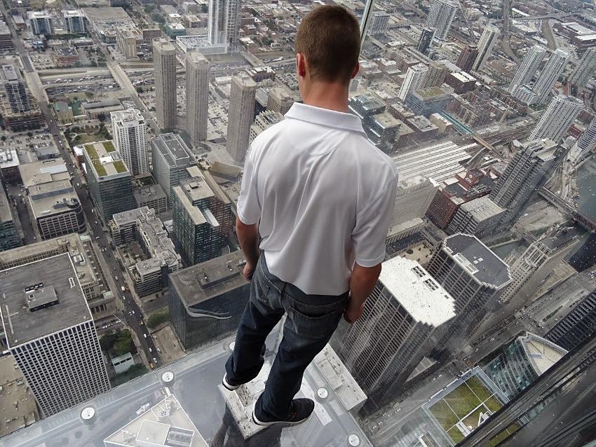 miedo a las alturas