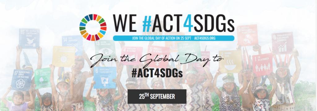 Día Mundial de Acción