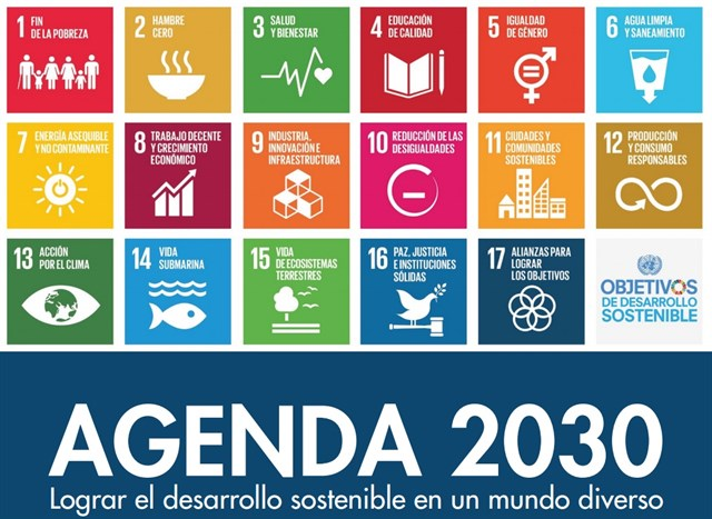 Agenda 2030 para el Desarrollo Sostenible FOTO: Europa Press