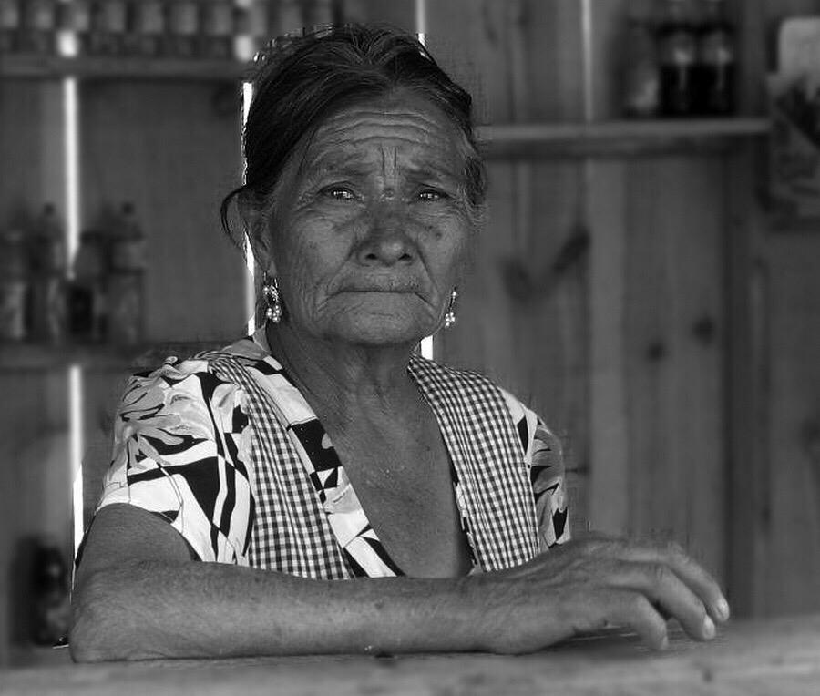 Mujeres envejecen sin pensión FOTO: Periódico Mirador