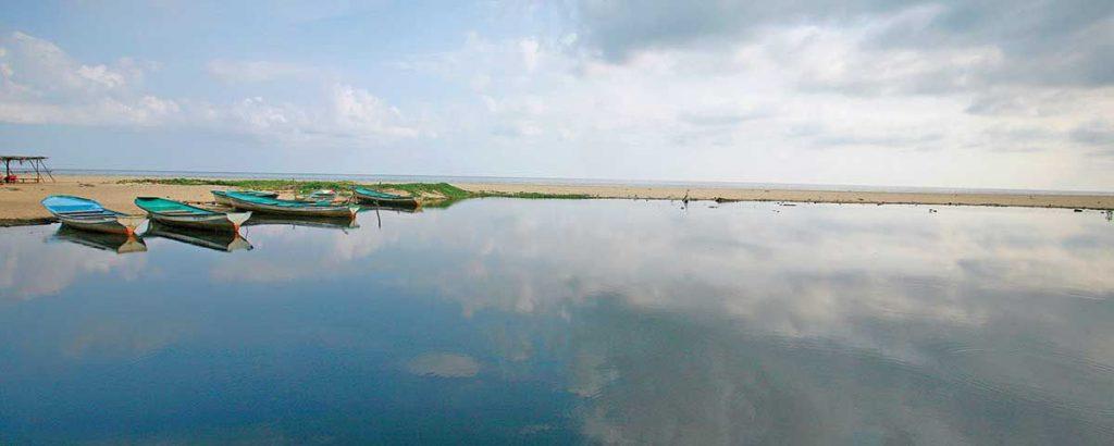 Laguna la Ventanilla FOTO: México Desconocido