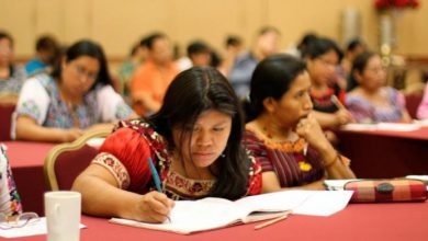 Photo of Mujeres indígenas mexicanas tendrán becas para posdoctorados