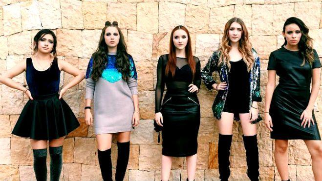 Poderosa girlband Ventino FOTO: NoLoPeles