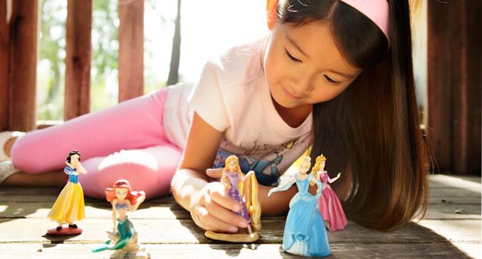 Publicidad para niños según estudio de Disney Company