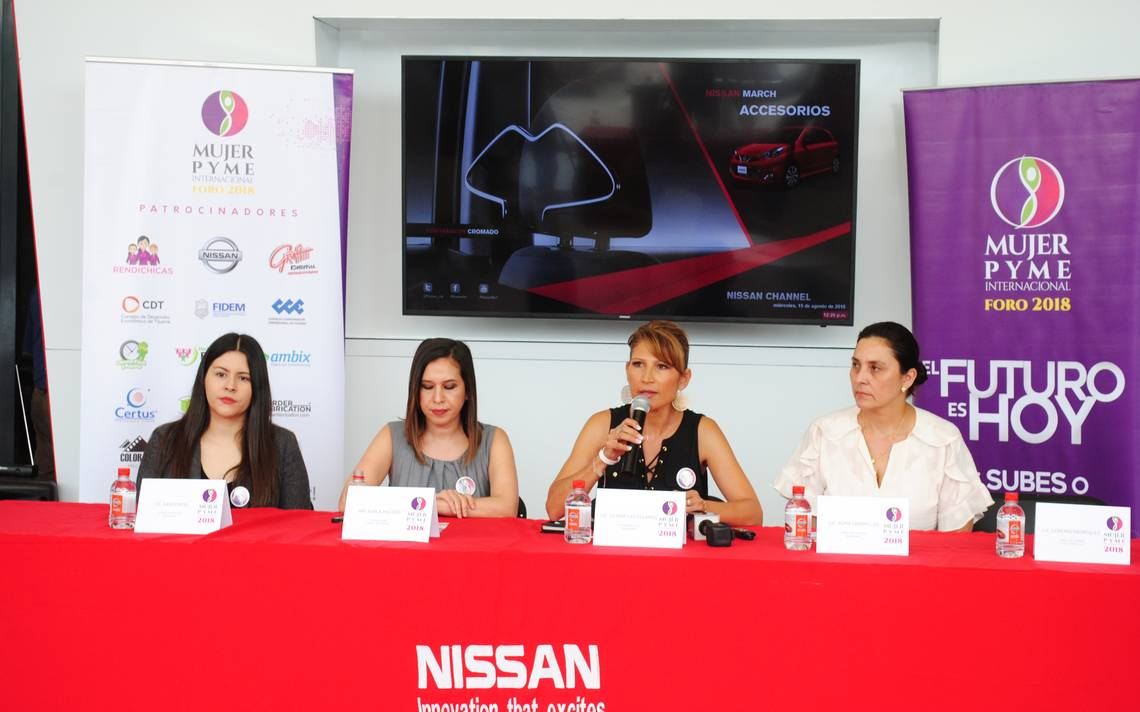 Foro Mujer Pyme 2018