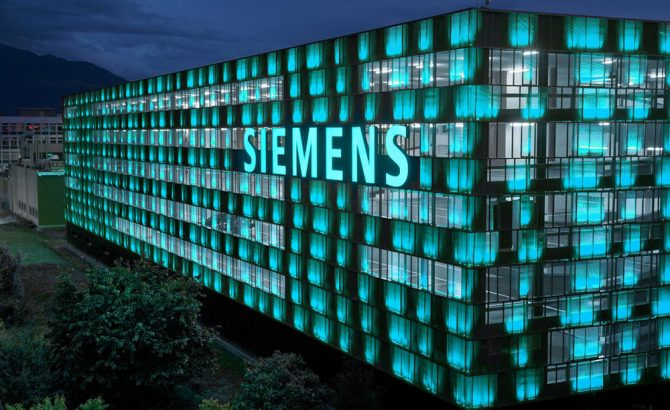 Siemens y la energía