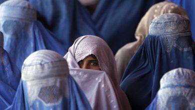 Mujeres en Afganistán FOTO: The Telegraph