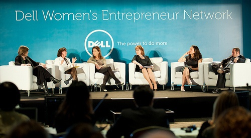 Dell Women Entrepreneur Network Event - Rio de Janeiro FOTO: Women Entrepreneurs GROW Global