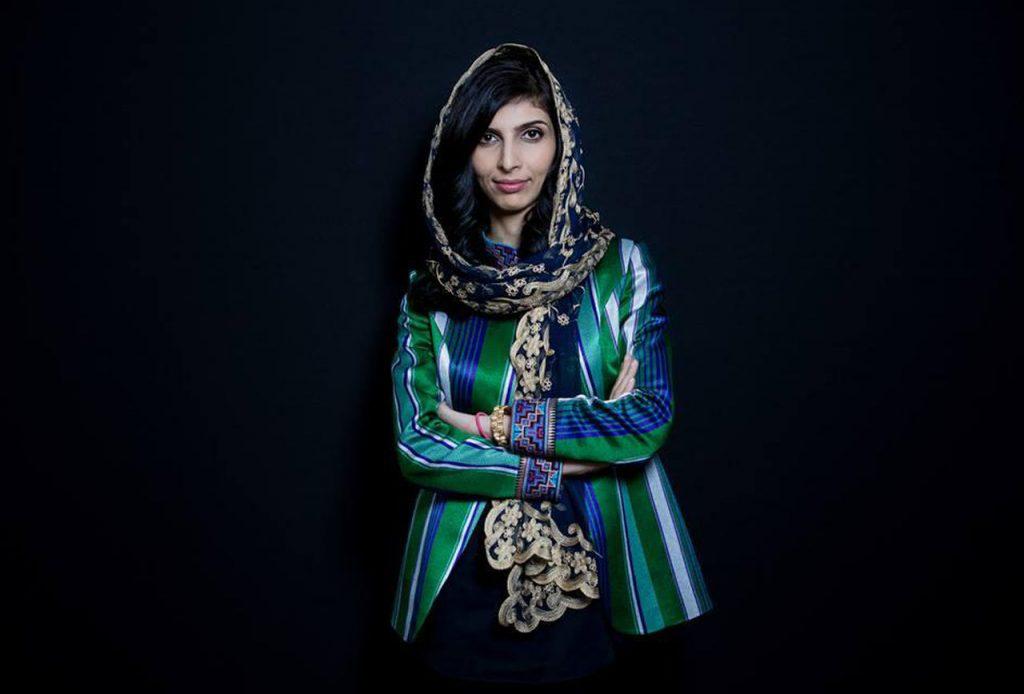 Roya Mahboob FOTO: Forbes