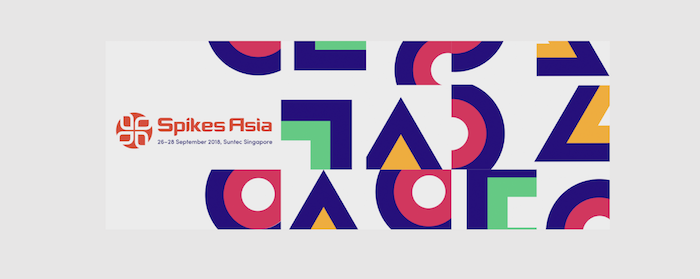 Spikes Asia 2018
