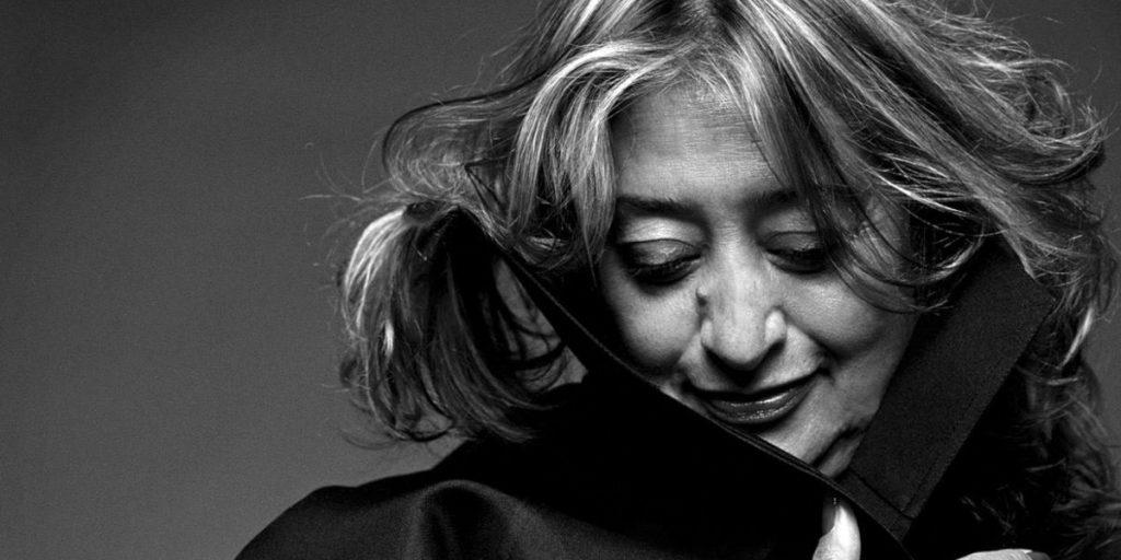 Diseño como segunda naturaleza de Zaha Hadid