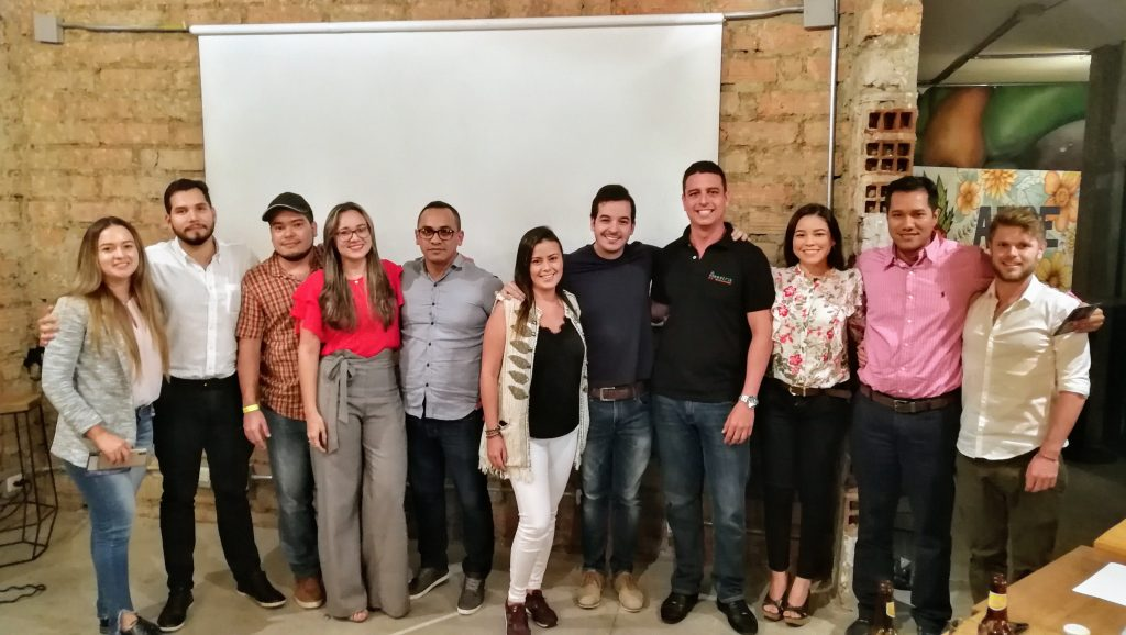 Emprendedores ColombiaX