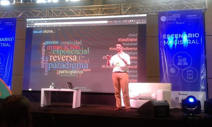 Juan Verde y la Salud 3.0