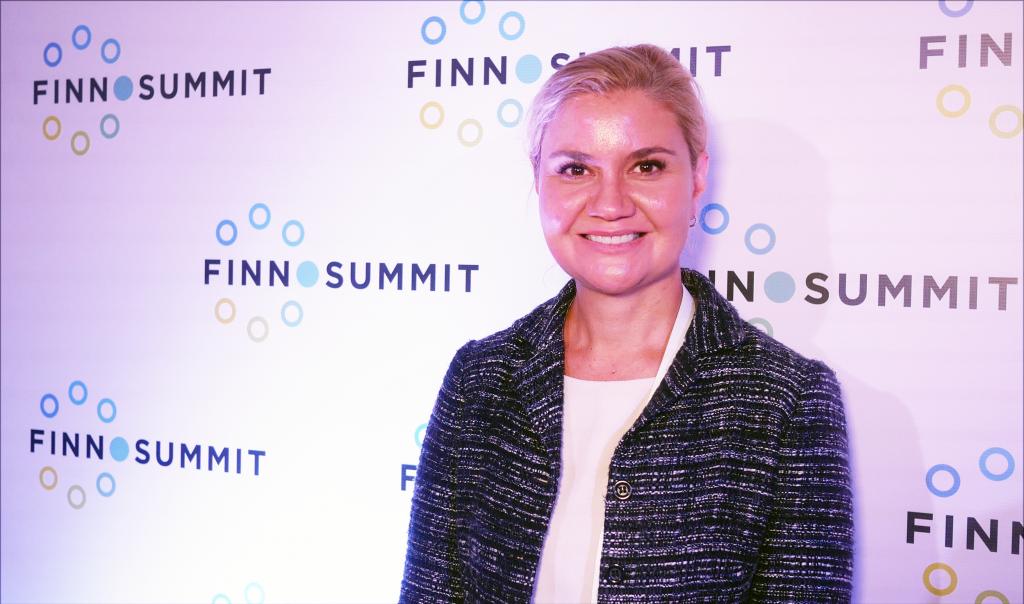 human-centered investing Johanna Posada