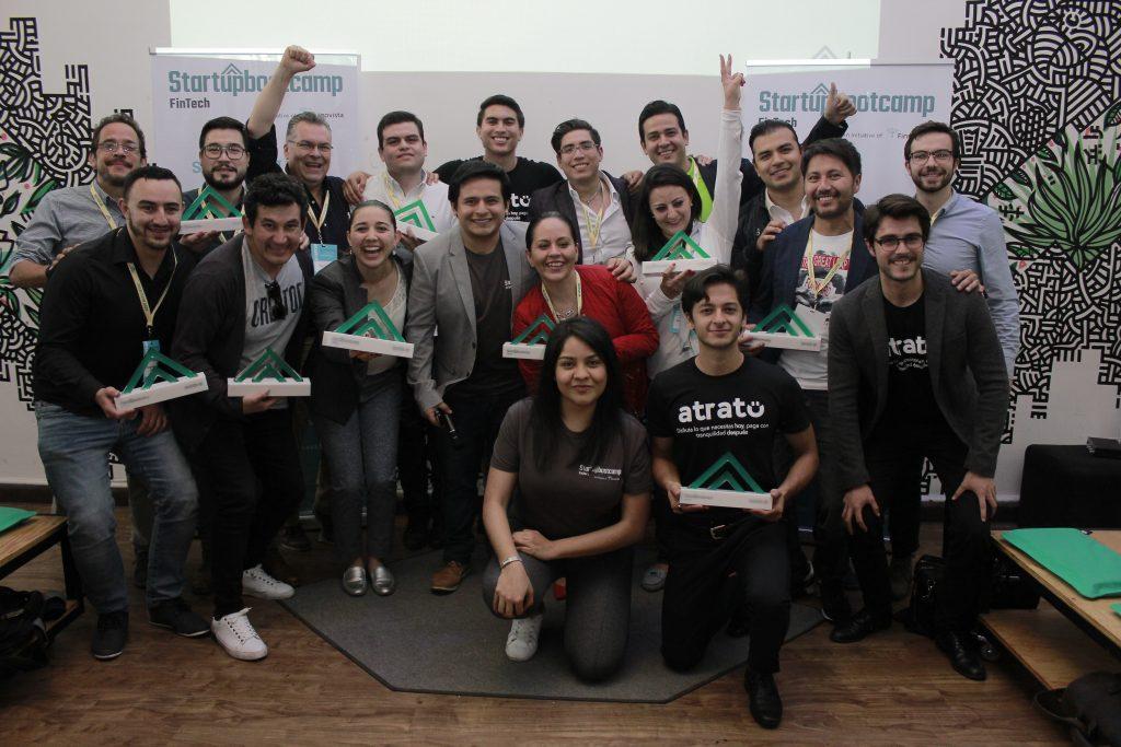 Nueva generación de Startupbootcamp Fintech
