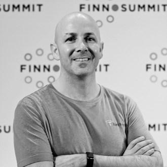 Andrés Fontao, Managing Director de Finnovista, organizador de Finnosummit.