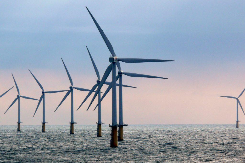 La energía eólica marina podría ser la próxima revolución energética.