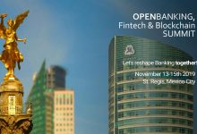 Hoy inició la primera edición del OpenBanking, Fintech & Blockchain Summit, el más importante foro de análisis en México sobre el ecosistema financiero.