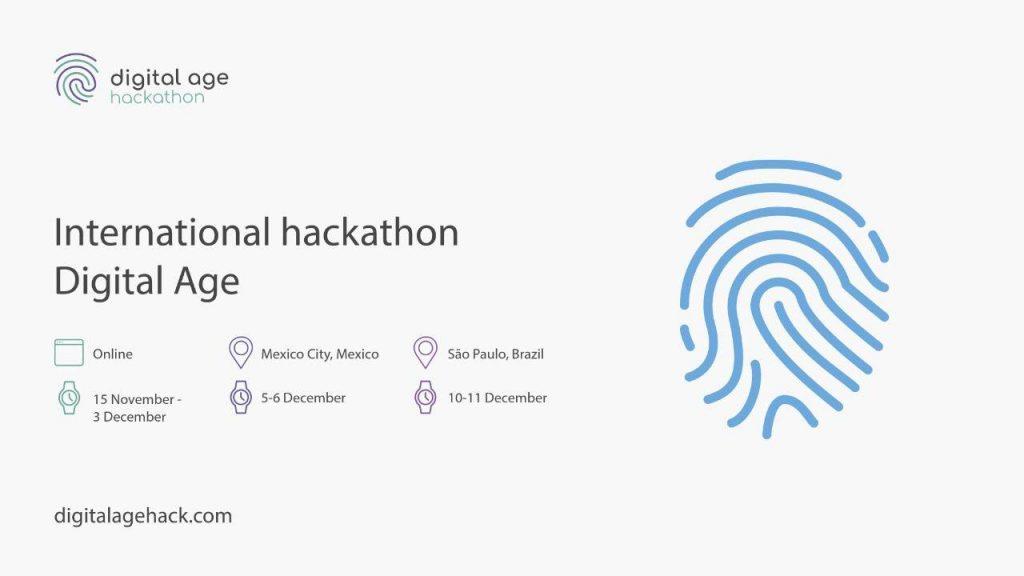 """El hackathon """"Era Digital"""" tiene como objetivo desarrollar soluciones de neurotecnología e inteligencia artificial, VR y AR, Big data..."""