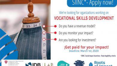 El objetivo del SIINC es alinear incentivos de impacto y de inversión, ofreciendo pagos de primas por mejores resultados.