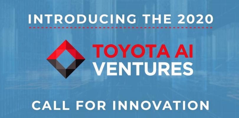 ¿Eres fundador de una empresa que desarrolla tecnologías para el avance de ciudades inteligentes y conectadas? ¡Inicia tu startup presentando tu solución al equipo de Toyota AI Ventures!