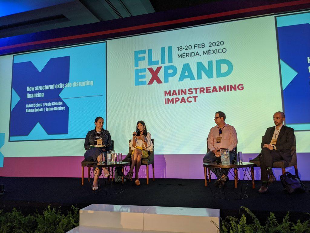 La semana pasada, el Foro Latinoamericano de Inversión de Impacto (FLII) reunió a más de 500 inversionistas y emprendedores del cambio en Mérida.