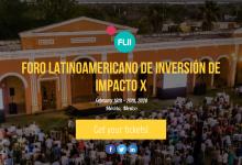 Cada año desde 2011, el Foro Latinoamericano de Inversión de Impacto (FLII), organizado por New Ventures, reúne a los principales actores de Latinoamerica.