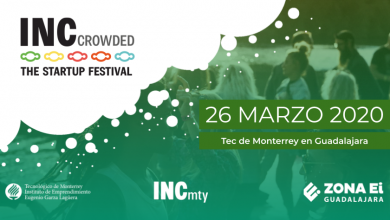 "Photo of INC CROWDED 2020: Participa en ""STARTUP STREET"""